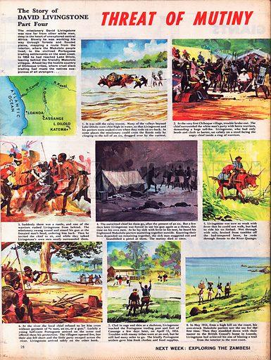 The Story of David Livingstone: Threat of Mutiny.