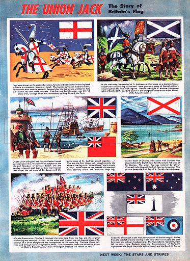 The Union Jack: The Story of Britain's Flag.