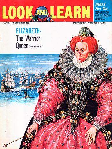 Elizabeth -- the Warrior Queen.