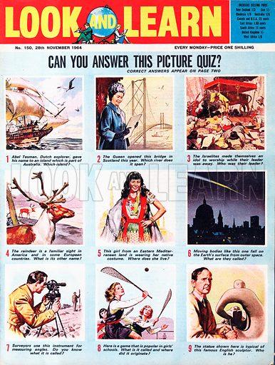 Picture Quiz.