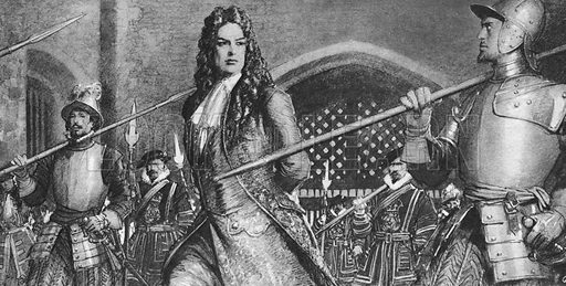 A Tale of True Adventure: The Duke with a taste for Treason. Three times the Duke of Marlborough changed his allegiance to Britain's two rival Kings… and not once did he face a trial for treason.