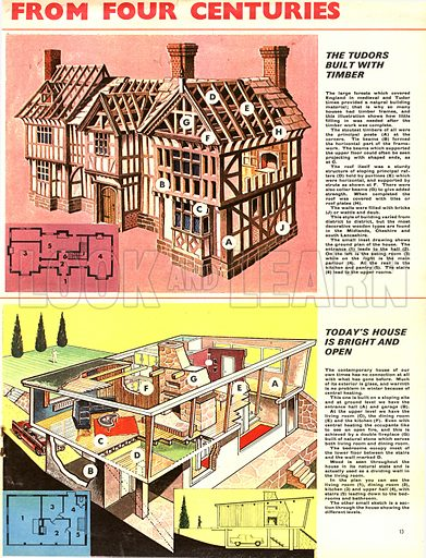 Looking and Learning About Buildings: Four Homes from Four Centuries.
