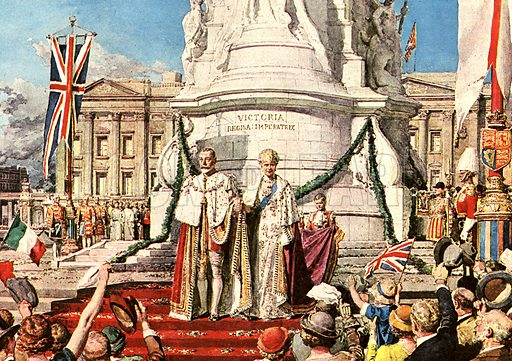 A Pageant of Kings: George V – The King Who Saved Our Commonwealth. The Silver Jubilee celebrations of 1935.