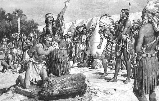 Great Women of the Past: Pocahontas -- Princess of Peace.