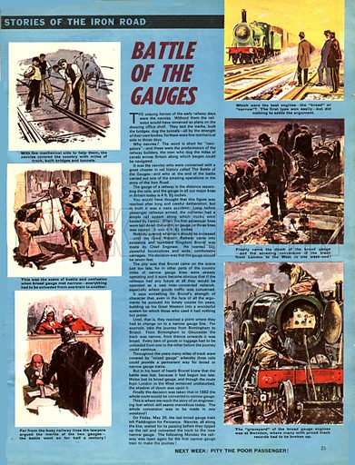 Epic Stories of the Iron Road: Rails for Thundering Giants.