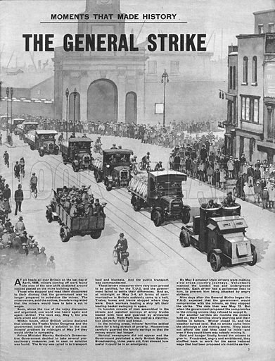 Moments That Made History: The General Strike of 1926.