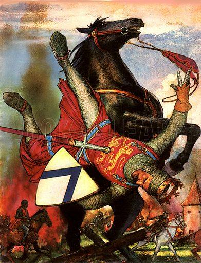 William the Conqueror, picture, image, illustration