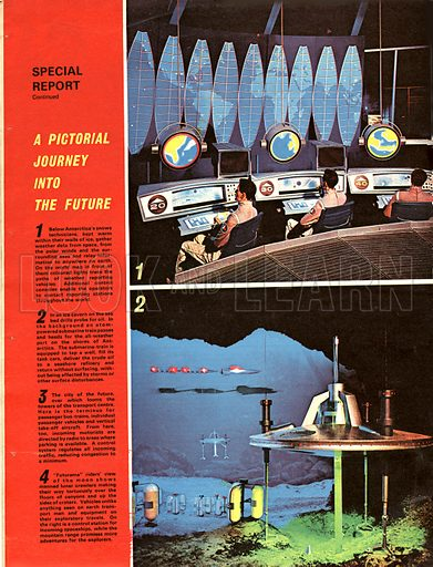 A Pictorial Journey Into the Future.