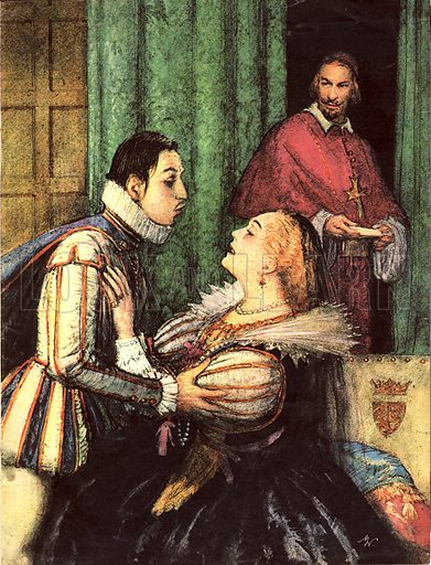 The Wonderful Story of France: Richelieu, the Great Cardinal.