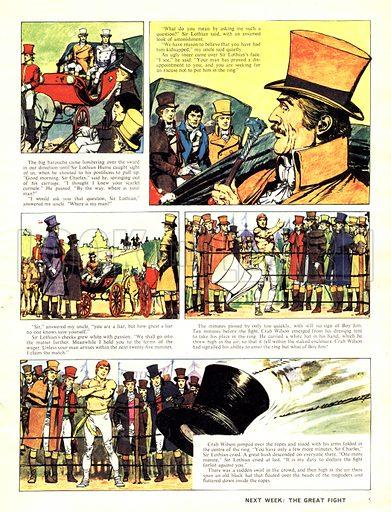 Rodney Stone, based on the novel by Sir Arthur Conan Doyle.