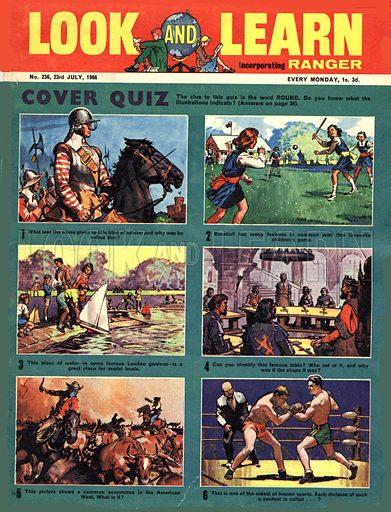 Picture Quiz -- Round.