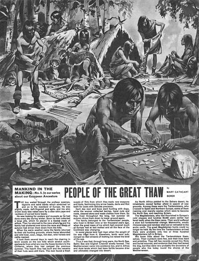 Mankind in the Making: People of the Great Thaw.