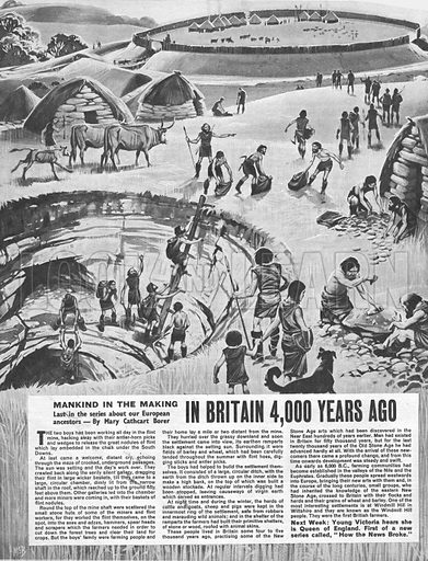 Mankind in the Making: In Britain 4,000 Years Ago.