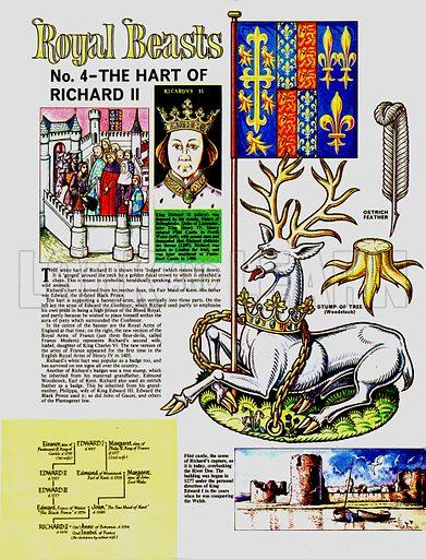 Royal Beasts: The Hart of Richard II.