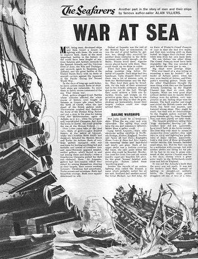 The Seafarers: War at Sea.