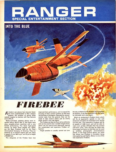 Into the Blue: Firebee.