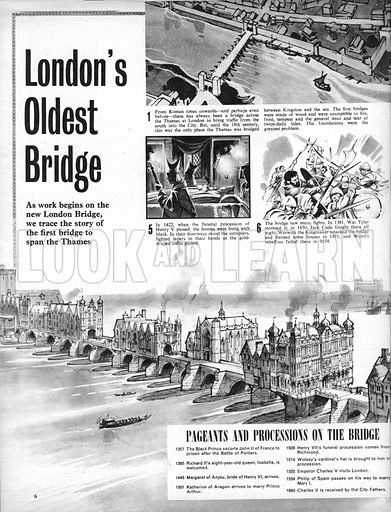 London's Oldest Bridge.