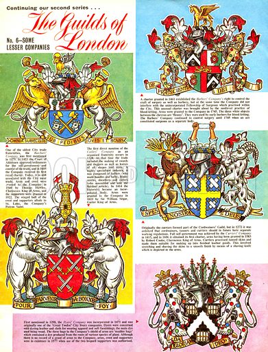 The Guilds of London: Some Lesser Companies.