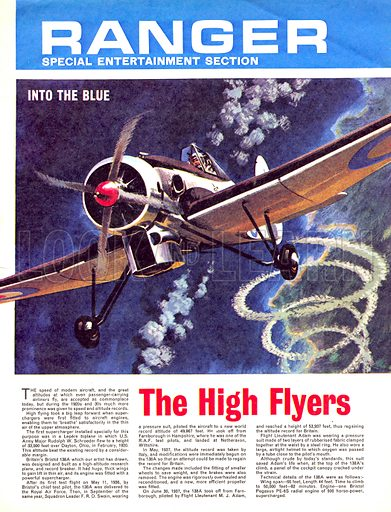 Into the Blue: The High Flyers.