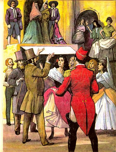 The Story of Opera: 'Carmen' and 'The Big Shop'.
