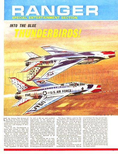 Into the Blue: Thunderbirds!.