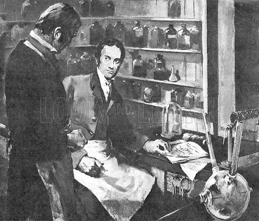 Famous Lives: The Errand-Boy Genius. Michael Faraday.