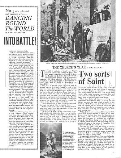 Dancing Round the World: Into Battle! The Maori Battalion were sent into battle in the Western Desert against German tanks during World War II.