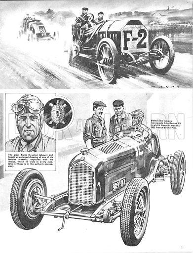 Grand Prix Racing: Battles in France.