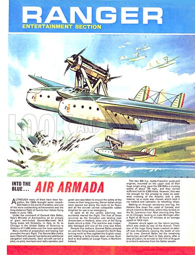 Into the Blue: Air Armada.