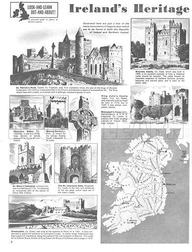 Ireland's Heritage.