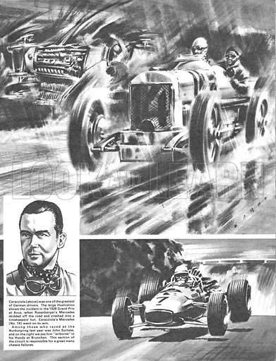 Grand Prix Racing: The Rainmaster!.