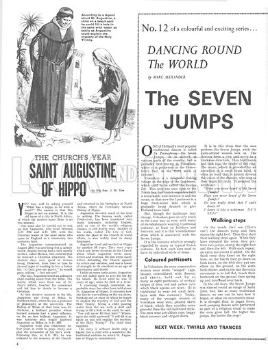 Dancing Round the World: The Seven Jumps.