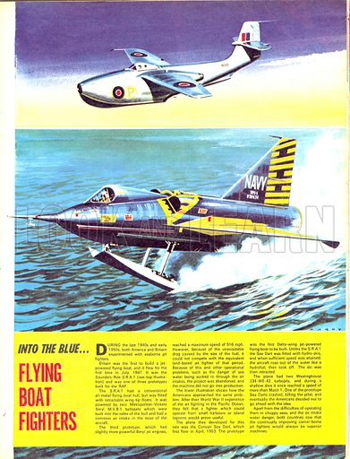 Into the Blue: Flying Boat Fighters.