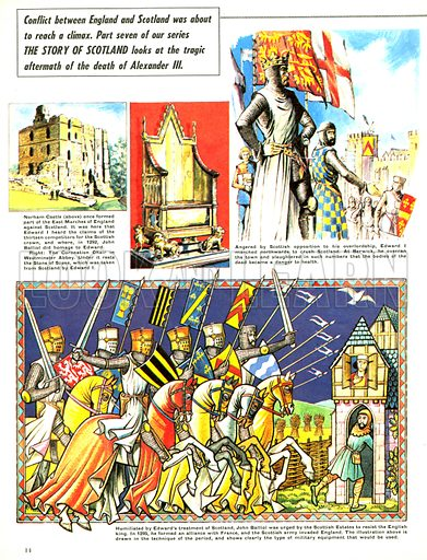 The Story of Scotland: At the Hammer's Mercy.