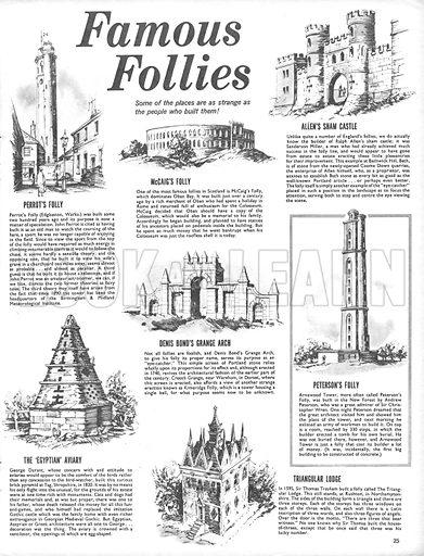 Famous Follies.