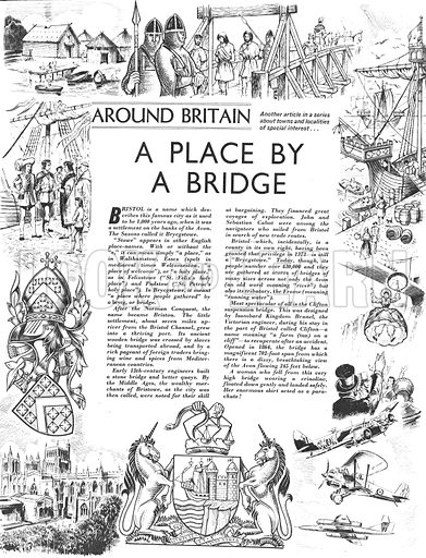 Around Britain: A Place by a Bridge.
