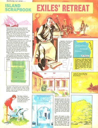 Island Scrapbook: Exiles' Retreat.