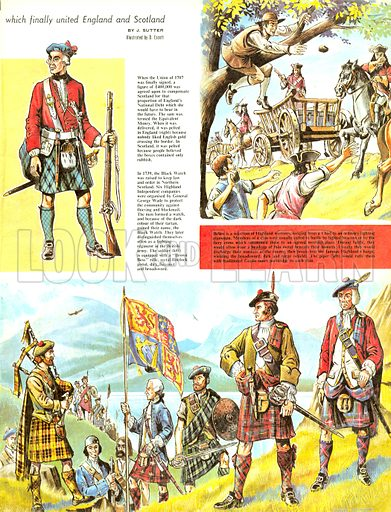 The Story of Scotland: Such and Odd Union.