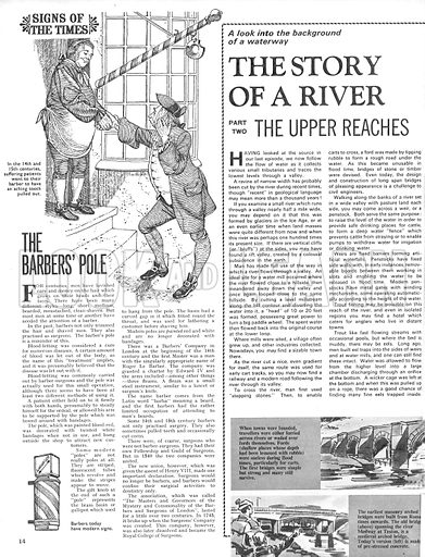 The Story of a River: The Upper Reaches.