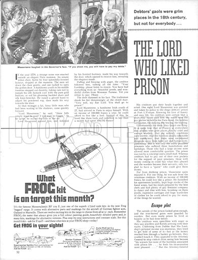 The Lord Who Liked Prison.