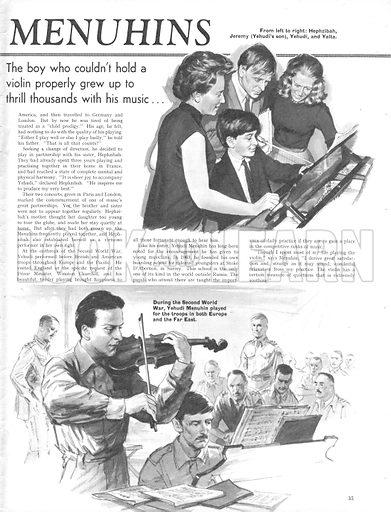 The Musical Menuhins.