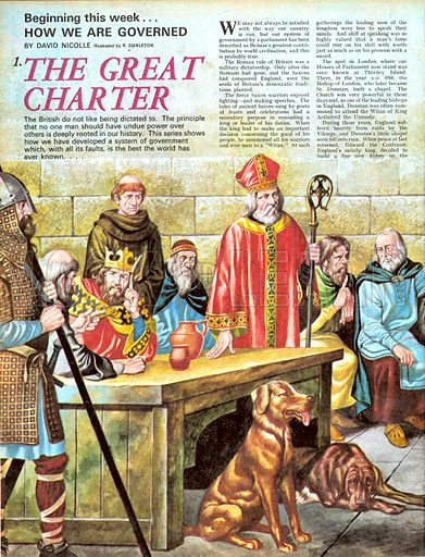 How We Are Governed: The Great Charter.