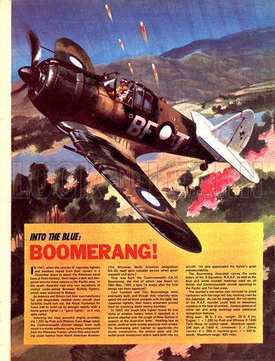 Into the Blue: Boomerang!.