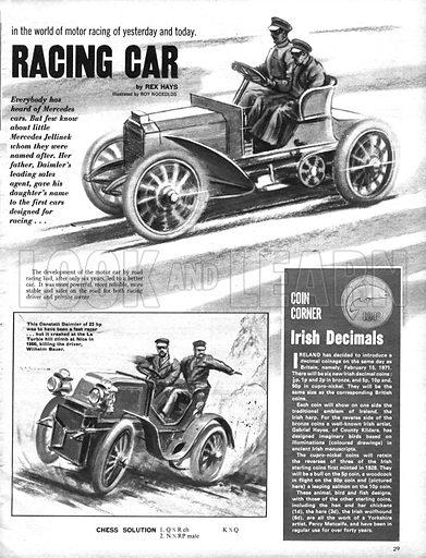 Men and Motors: Birth of the Racing Car.