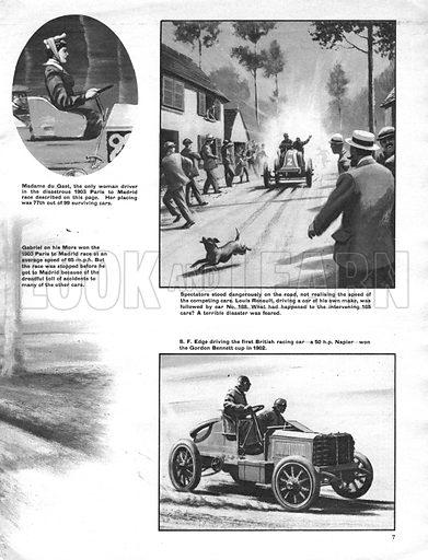 Men and Motors: Race of Horror!.