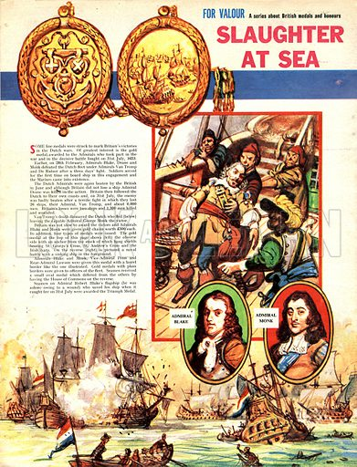 For Valour: Slaughter at Sea.