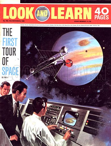 The First Tour of Space.