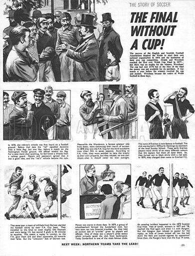 The Story of Soccer: The Final Without a Cup!.