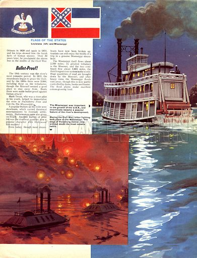The Making of America: Steamboat Country.