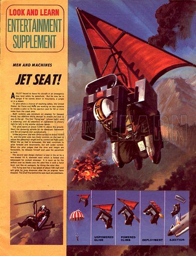 Men and Machines: Jet Seat!.